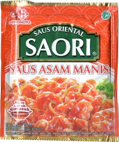 Saus Asam Manis 26ml