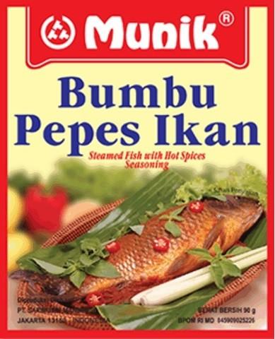 Bumbu Pepes Ikan 90gr