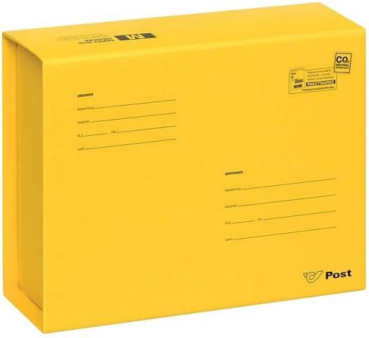 Paketbox M (Innenmaße: 345x290x130 mm) 1pcs