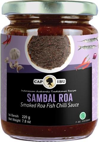 Sambal Roa 220gr