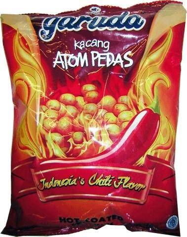 Kacang Atom Pedas 250gr