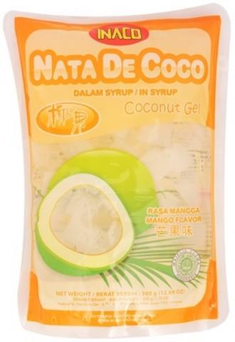 Nata de Coco rasa Mangga 360gr