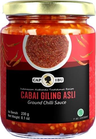 Cabai Giling Asli 230gr