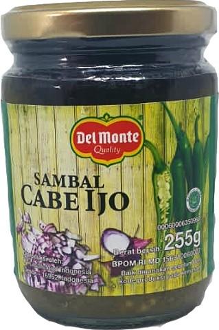 Sambal Cabe Ijo 255gr
