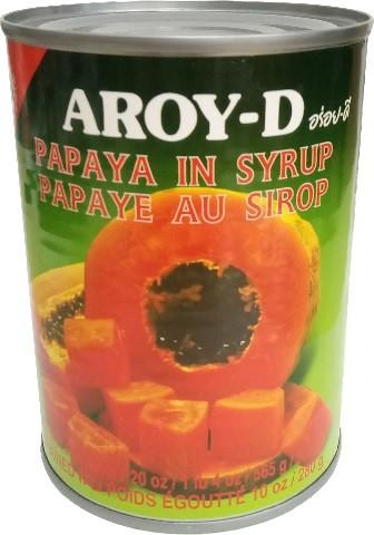Papaya (kaleng) 565gr