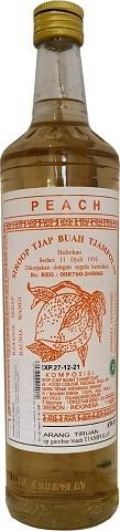 Sirop Peach 630ml