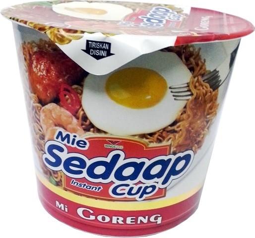 Mie Sedaap Cup Mi Goreng 83gr
