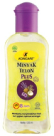 Minyak Telon Plus 60ml