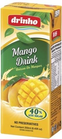 Minuman mangga 250ml