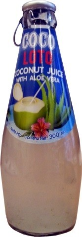 Coconut Juice Aloe Vera 300ml
