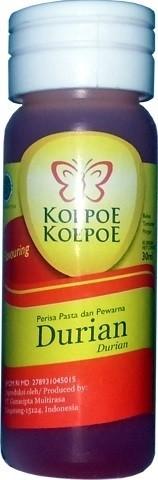 Aroma Pasta Durian 30ml
