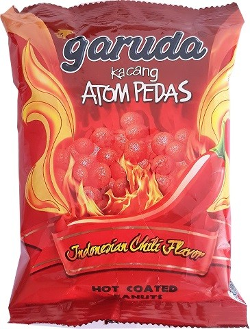Kacang Atom Pedas 100gr