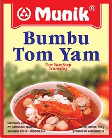 Bumbu Tom Yam 130gr