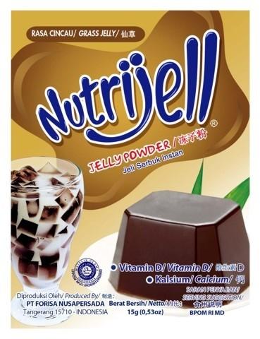 NutriJell - Cincau 10gr