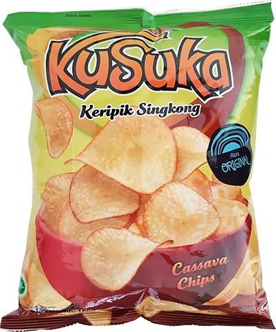 Keripik Singkong Original 180gr