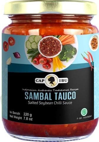 Sambal Tauco 230gr