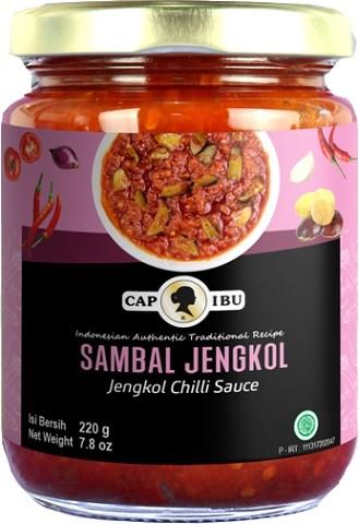 Sambal Jegkol 220gr