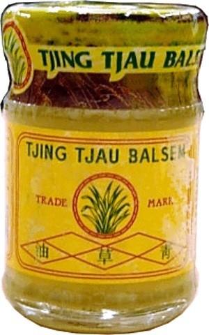 Tjing Tjau Balsam 20gr
