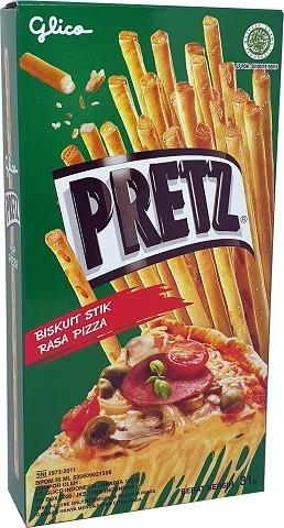 Biskuit stik rasa Pizza 31gr