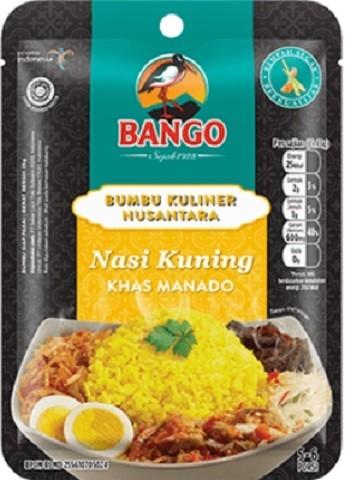 Bumbu Nasi Kuning khas Manado 35gr