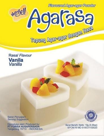 AgaRasa Vanila 10gr