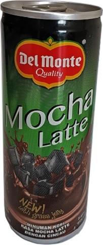 Mocha Latte 240ml