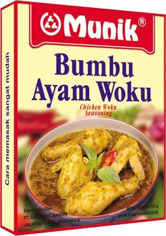 Bumbu Ayam Woku 135gr