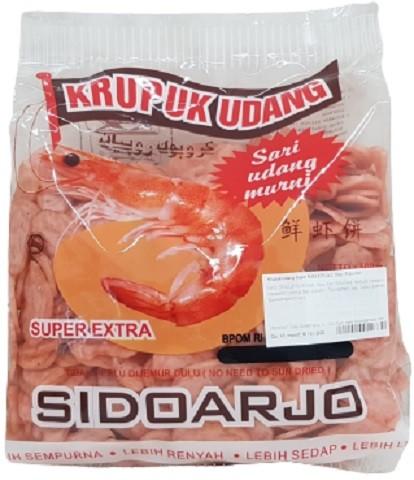 Krupuk Udang Super Extra KM (2x3) 500gr