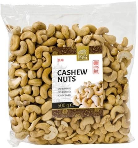 Cashew Nuts 500gr