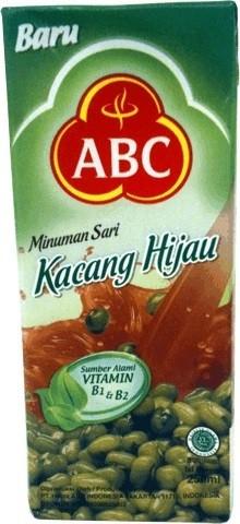 Minuman Sari Kacang Hijau 250ml