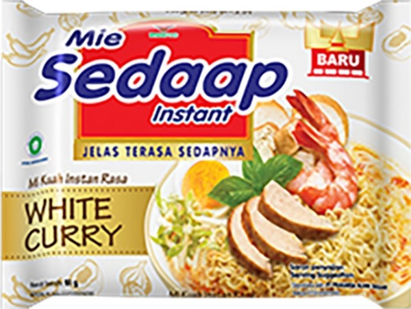 Mi Kuah White Curry 81gr