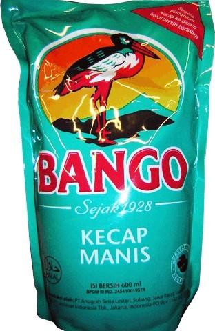 Kecap Manis Refill 550ml