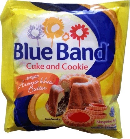 Blue Band Cake and Cookie 200gr