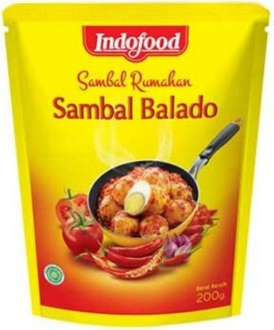 Sambal Balado 200gr