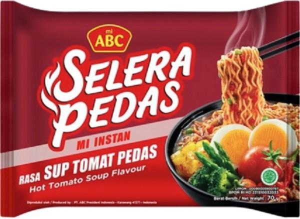 Selera Pedas Sup Tomat Pedas 70gr
