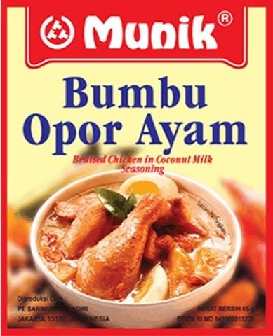 Bumbu Opor Ayam 65gr