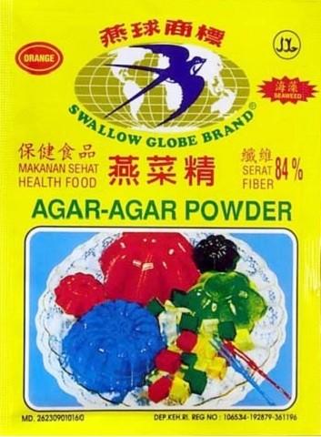 Agar-Agar Powder Oranye 7gr