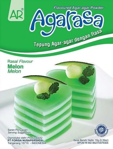 AgaRasa Melon 10gr
