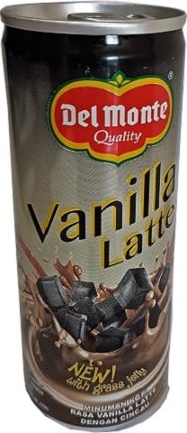 Vanilla Latte 240ml