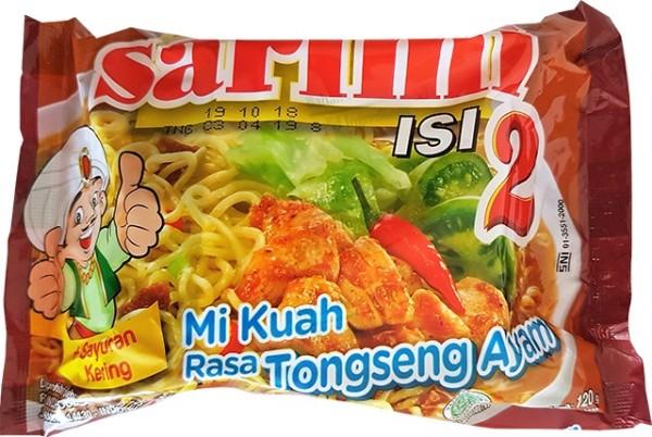 Mi Kuah Rasa Tongseng Ayam isi 2 120gr