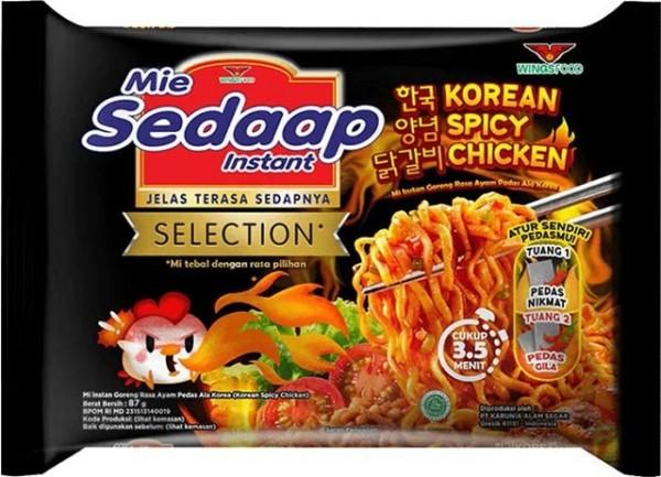 Mie goreng Korean Spicy Chicken 87gr