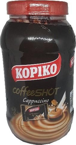 coffeeSHOT Cappucino 600gr