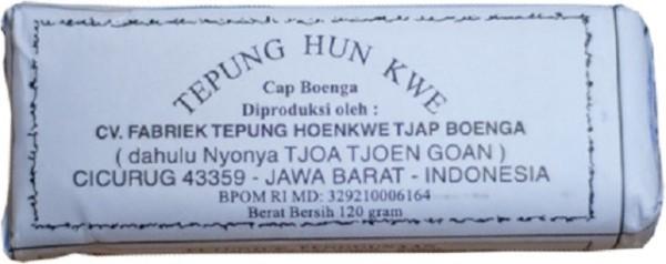 Tepung Hun Kwe 120gr