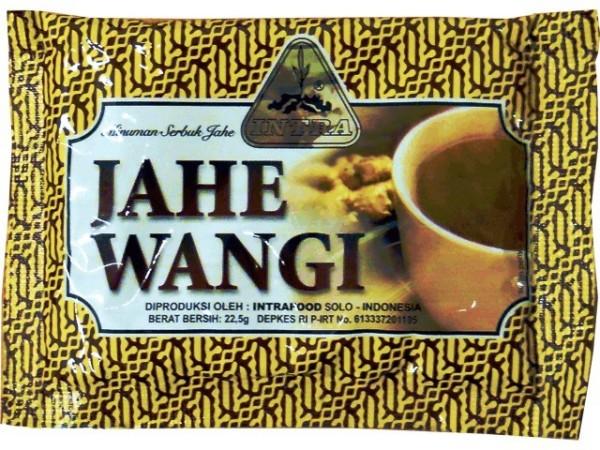 Jahe Wangi (5x15gr) 75gr