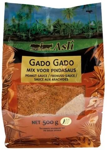 Gado Gado Sauce Mix 500gr