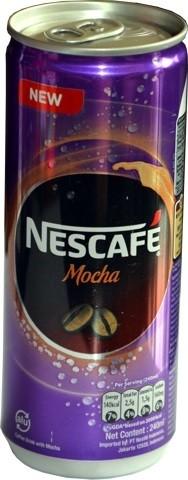Nescafe Mocha 240ml