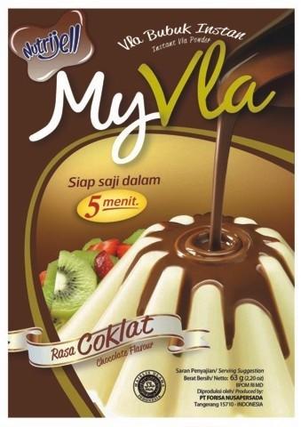 MyVla Coklat 63gr