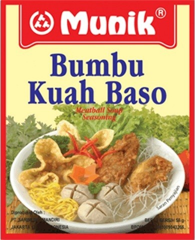 Bumbu Kuah Baso 58gr