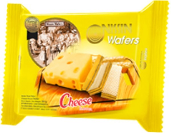 Wafers Cheese flavour 50gr